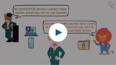 GDPR Compliance and BYOD