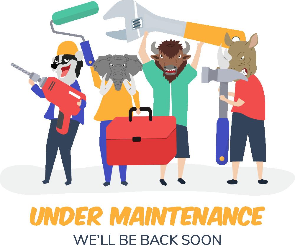 banner-maintenance